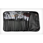 12 PC Professional Make Up Brush Set in Pouch