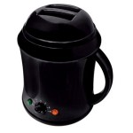 Deo 1000cc wax heater Black