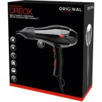 Dreox 2000w Hair Dryer Black