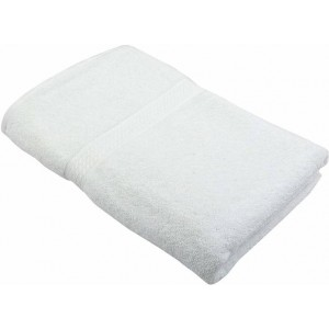 White 500 gsm Hand Towel