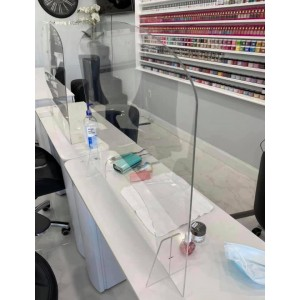 Nail Table Protective Screen