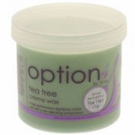Options Tea Tree Wax 425g