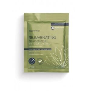 Beauty Pro Rejuvenating Green Tea Sheet Mask