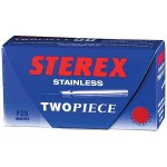 Sterex F3S Two Piece Needles Short Pk50 Ss