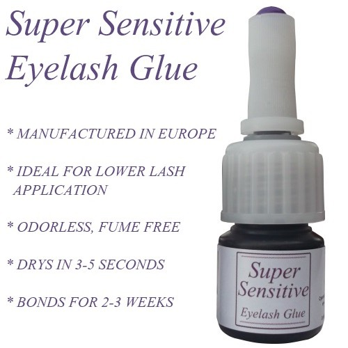 7249d299fb6 Eyeluvlashes Super Sensitive Mink Lash Adhesive · Zoom