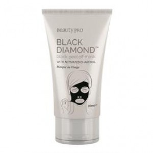 Beauty Pro Black Diamond Peel Off Mask 90ml