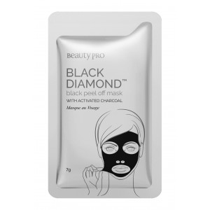 Beauty Pro Black Diamond Peel Off Mask