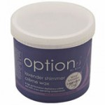 Options Lavender Wax 425g - 3 Pack